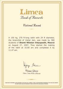nageen-group-limca-book-record