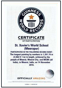 nageen-group-st-xaviers-world-school-meerapur-guinness-world-record