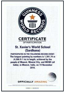 nageen-group-st-xaviers-world-school-sardhana-guinness-world-record